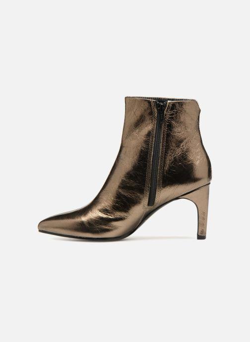 Bottines et boots Vagabond Shoemakers WHITNEY Or et bronze vue face