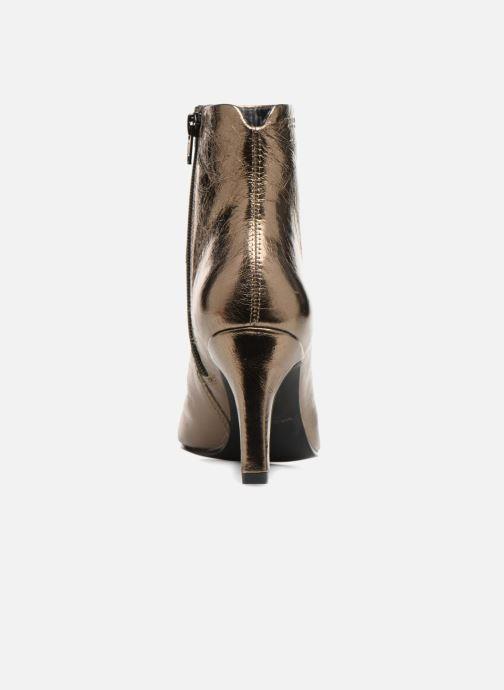 Bottines et boots Vagabond Shoemakers WHITNEY Or et bronze vue droite