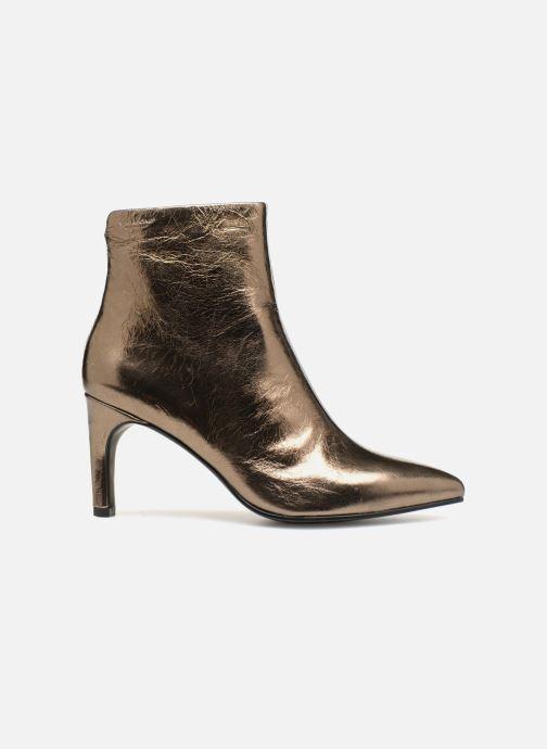 Bottines et boots Vagabond Shoemakers WHITNEY Or et bronze vue derrière