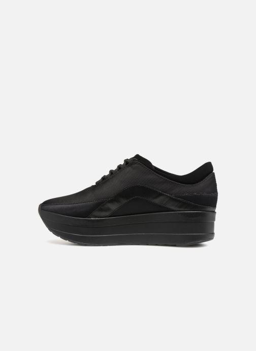 Sneaker Vagabond Shoemakers CASEY schwarz ansicht von vorne