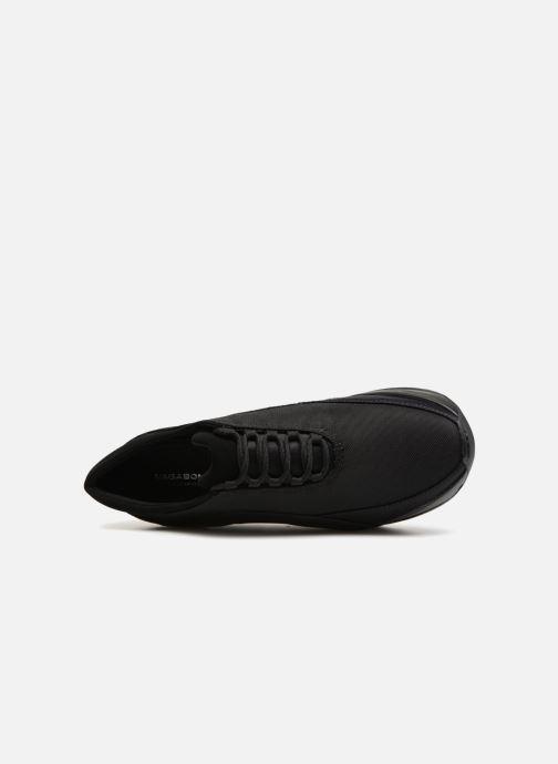 Sneaker Vagabond Shoemakers CASEY schwarz ansicht von links