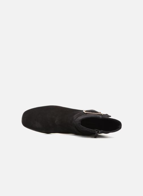 Botines  Vagabond Shoemakers DAISY Negro vista lateral izquierda