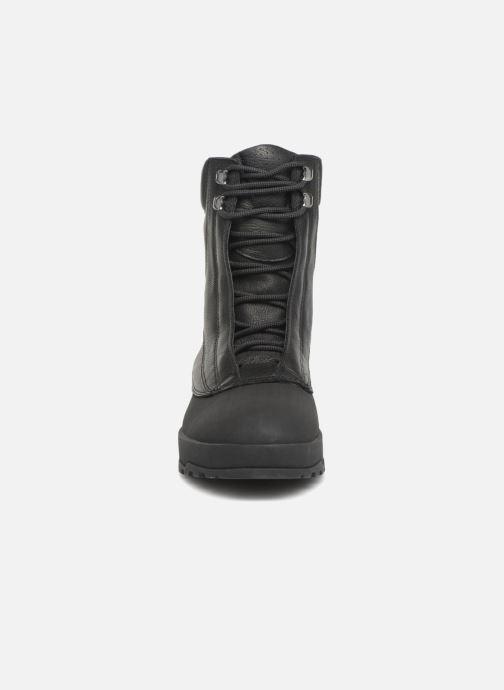 Scarpe sportive Vagabond Shoemakers JILL Nero modello indossato