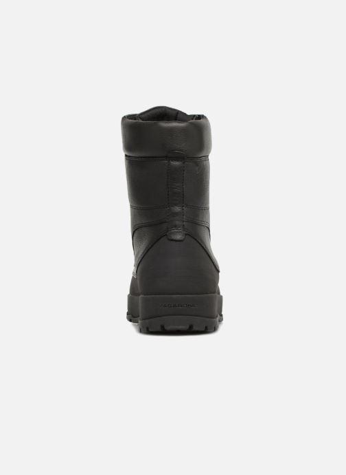 Zapatillas de deporte Vagabond Shoemakers JILL Negro vista lateral derecha
