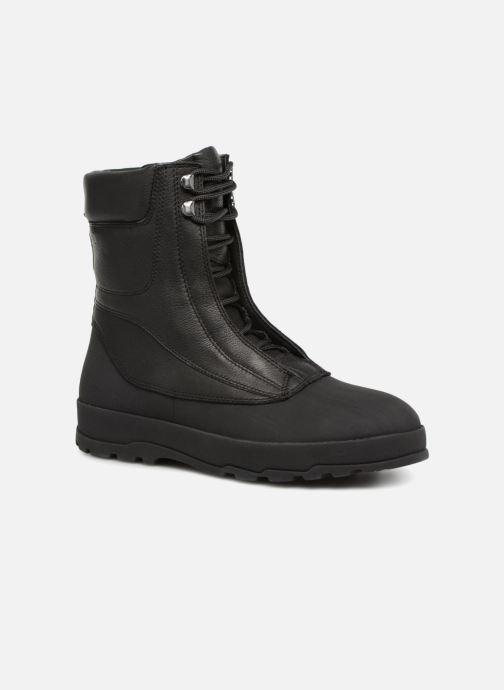 Chaussures de sport Vagabond Shoemakers JILL Noir vue détail/paire