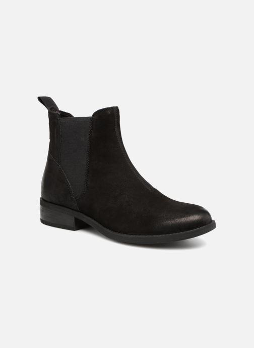 Botines  Vagabond Shoemakers CARY Negro vista de detalle / par