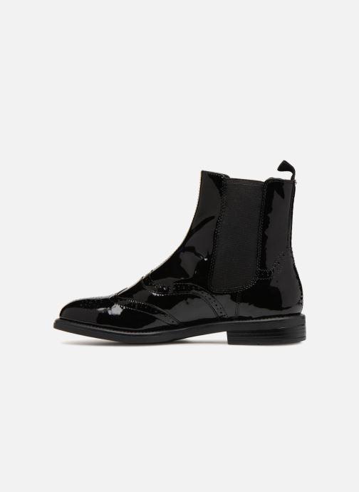 Botines  Vagabond Shoemakers AMINA Negro vista de frente