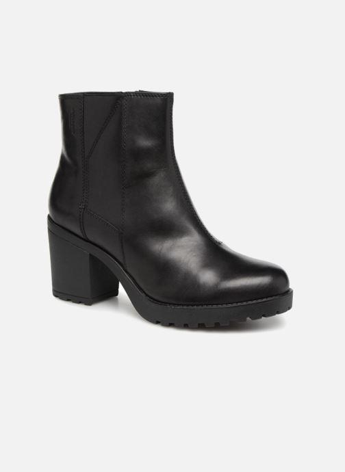 Ankelstøvler Vagabond Shoemakers GRACE 3 Sort detaljeret billede af skoene