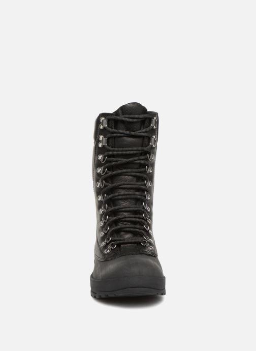Stivaletti e tronchetti Vagabond Shoemakers JILL 2 Nero modello indossato