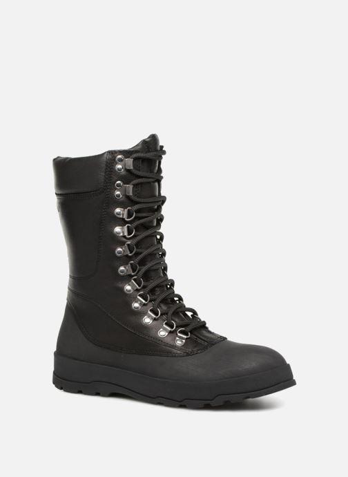 Boots Vagabond Shoemakers JILL 2 Svart detaljerad bild på paret