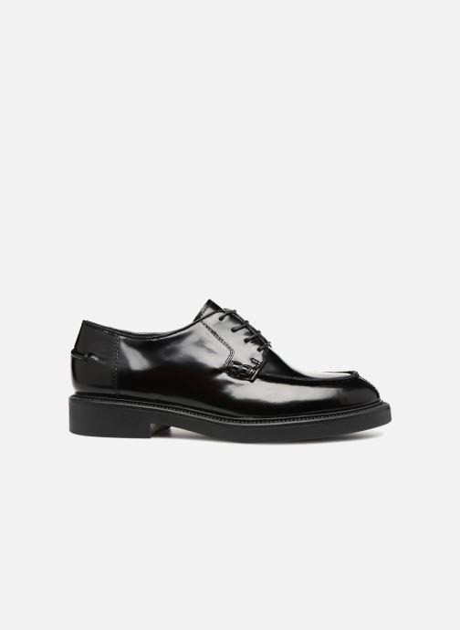 Veterschoenen Vagabond Shoemakers ALEX W Zwart achterkant