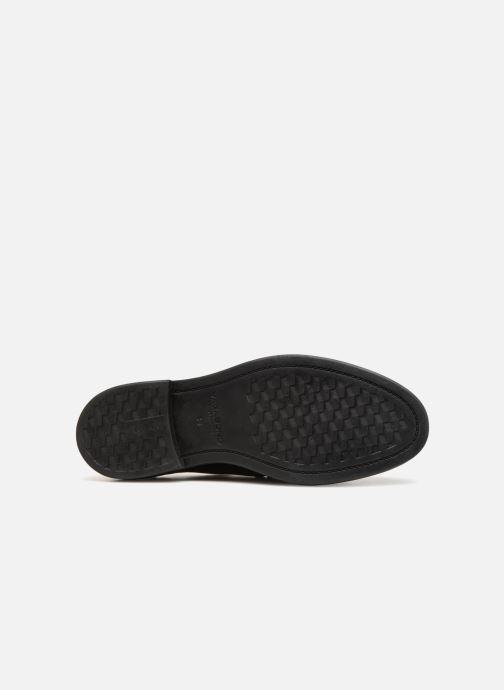 Veterschoenen Vagabond Shoemakers ALEX W Zwart boven