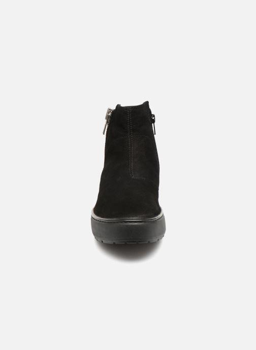 Stivaletti e tronchetti Vagabond Shoemakers BREE Nero modello indossato