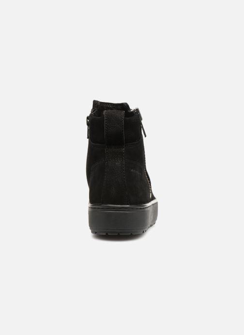 Bottines et boots Vagabond Shoemakers BREE Noir vue droite