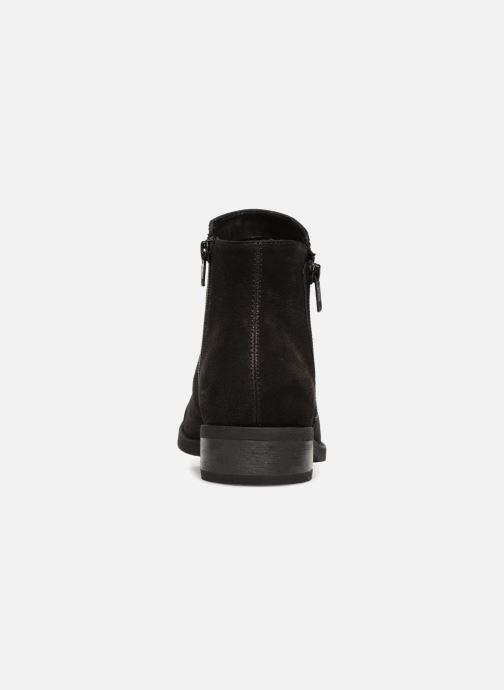 Boots en enkellaarsjes Vagabond Shoemakers CARY 2 Zwart rechts