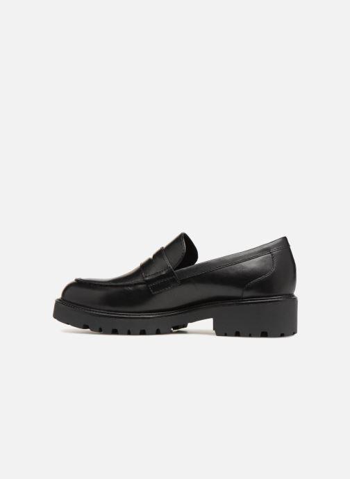 Slipper Vagabond Shoemakers KENOVA 4 schwarz ansicht von vorne