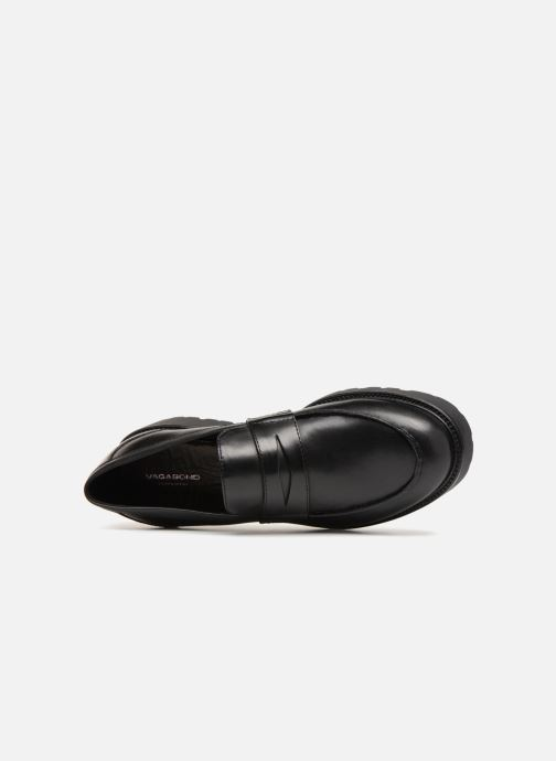 Slipper Vagabond Shoemakers KENOVA 4 schwarz ansicht von links
