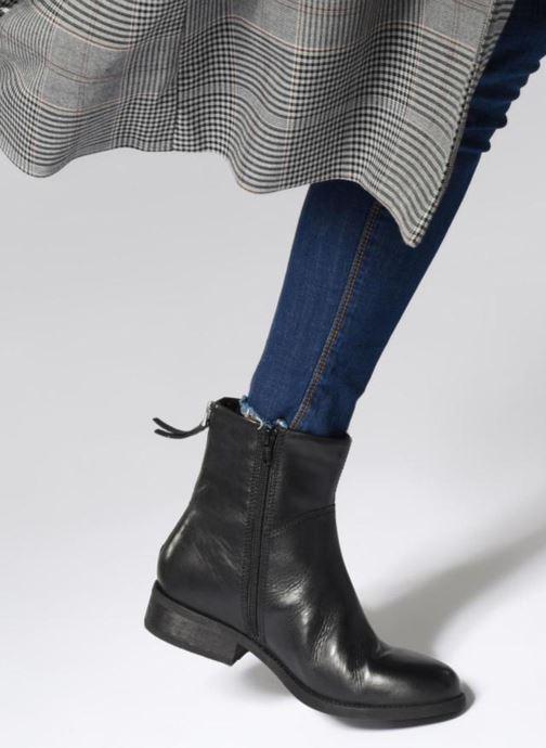 Stiefeletten & Boots Vagabond Shoemakers CARY 4 schwarz ansicht von unten / tasche getragen