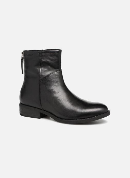 Botines  Vagabond Shoemakers CARY 4 Negro vista de detalle / par