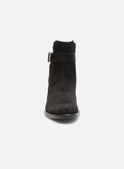 Bottines et boots Vagabond Shoemakers MEJA Noir vue portées chaussures