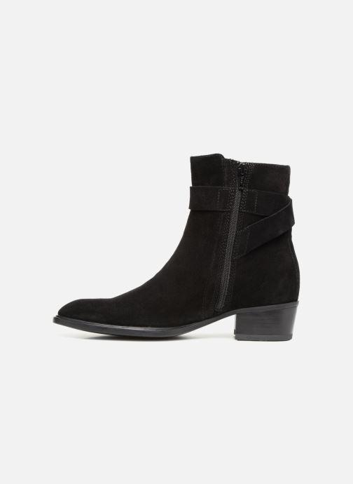 Boots en enkellaarsjes Vagabond Shoemakers MEJA Zwart voorkant