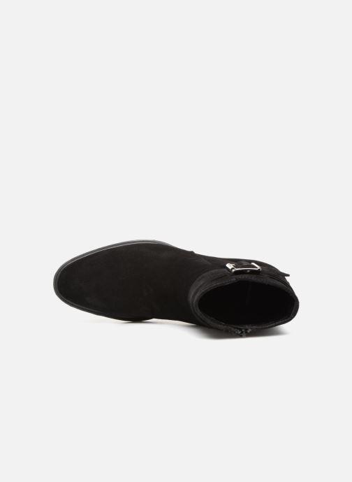 Stivaletti e tronchetti Vagabond Shoemakers MEJA Nero immagine sinistra