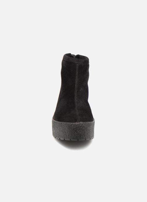 Bottines et boots Vagabond Shoemakers SIRI Noir vue portées chaussures