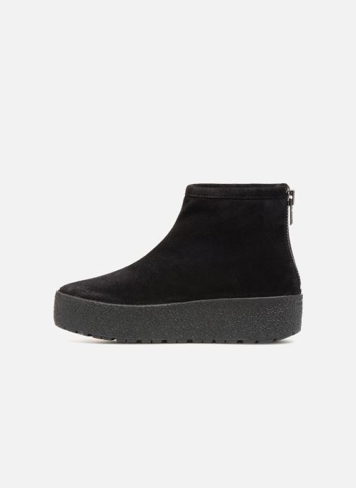 Bottines et boots Vagabond Shoemakers SIRI Noir vue face