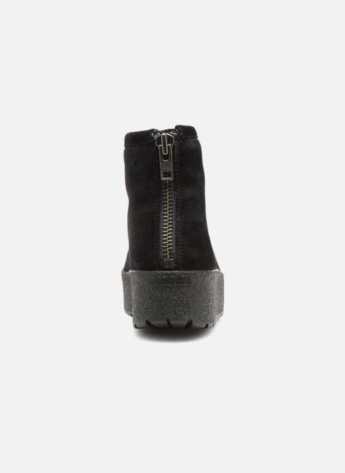 Bottines et boots Vagabond Shoemakers SIRI Noir vue droite