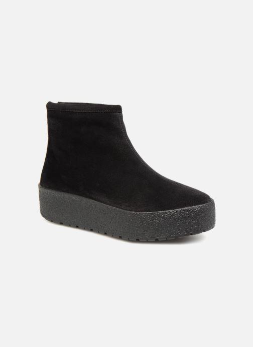 Bottines et boots Vagabond Shoemakers SIRI Noir vue détail/paire