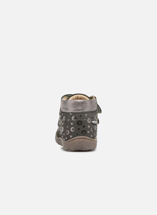 Bottines et boots Primigi Giordana Gris vue droite