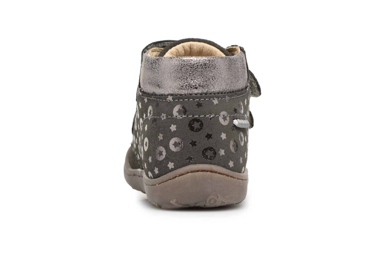 Stiefeletten & Boots Primigi Giordana grau ansicht von rechts