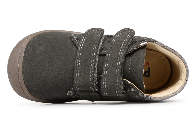 Stiefeletten & Boots Primigi Giordana grau ansicht von links