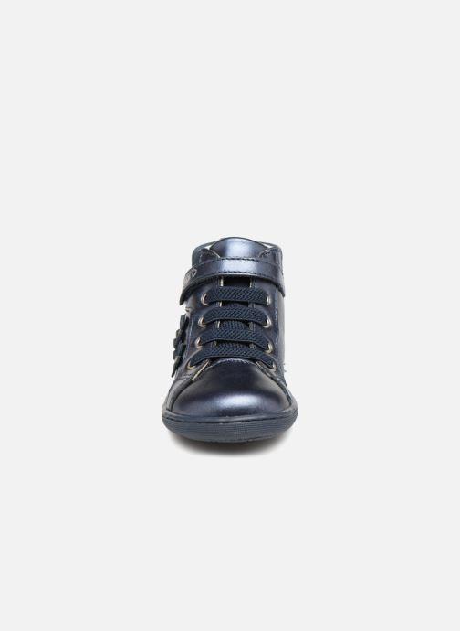 Ankle boots Primigi Valda Blue model view