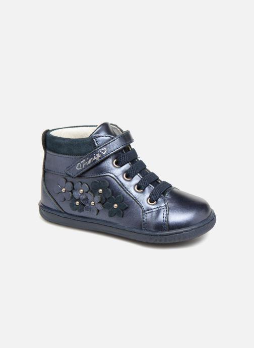 Ankle boots Primigi Valda Blue detailed view/ Pair view