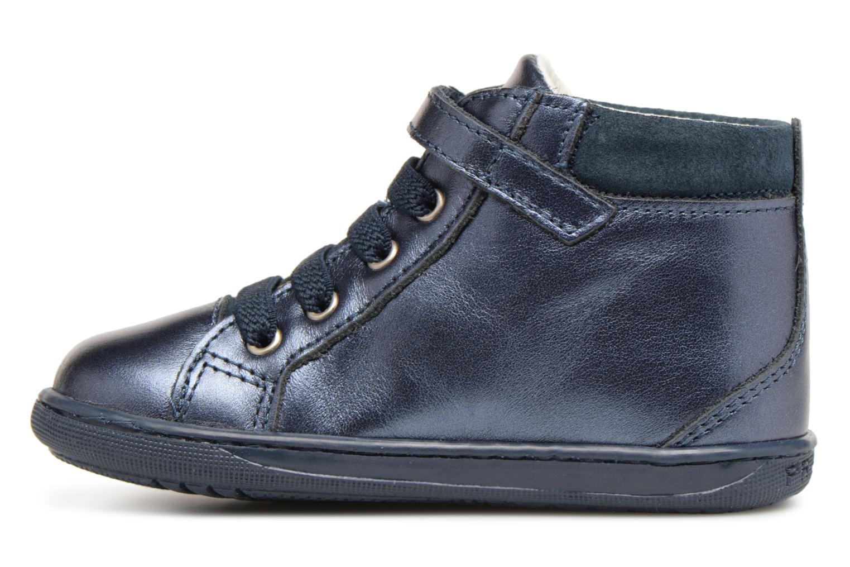 Stiefeletten & Boots Primigi Valda blau ansicht von vorne