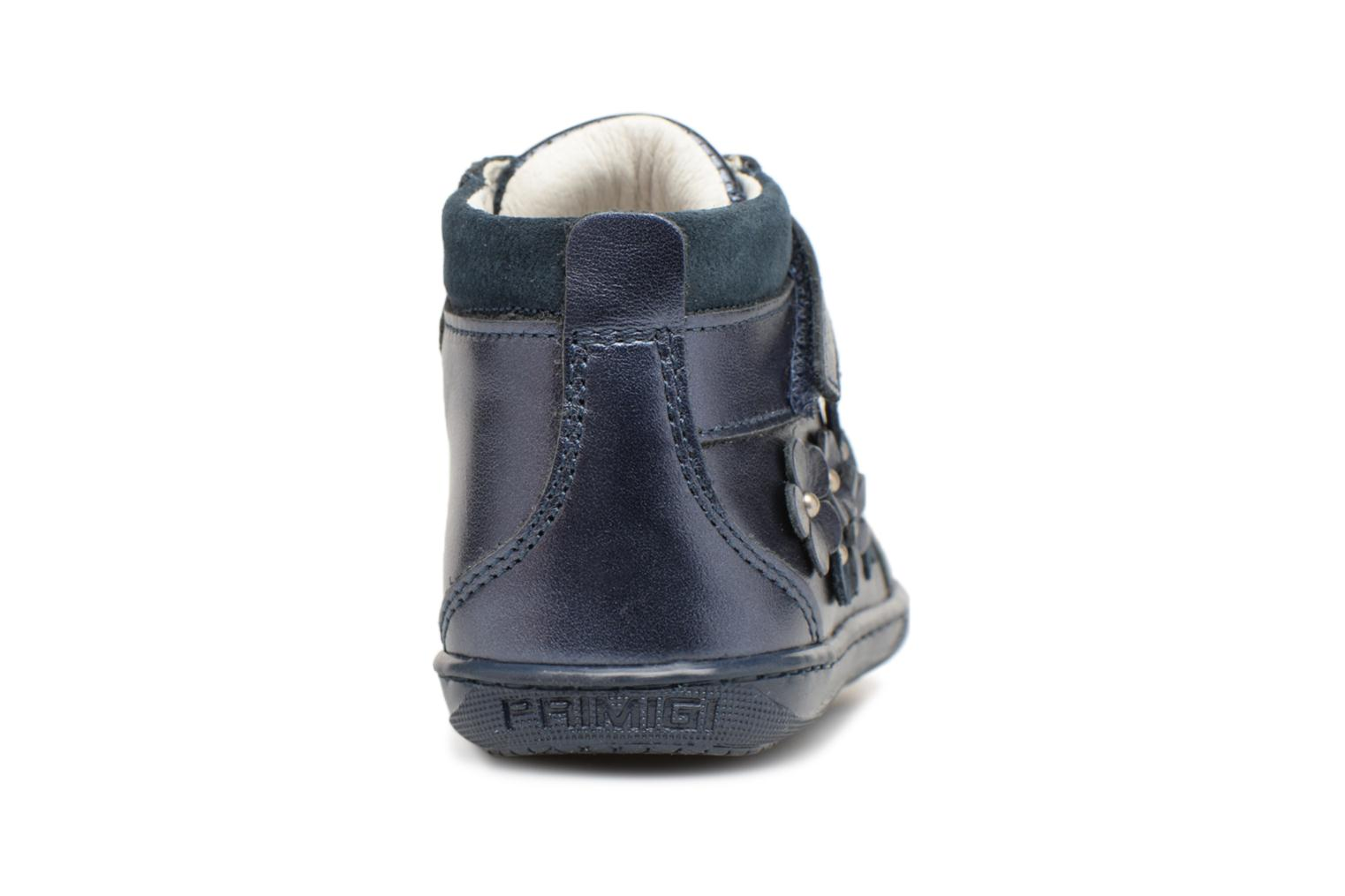Ankle boots Primigi Valda Blue view from the right