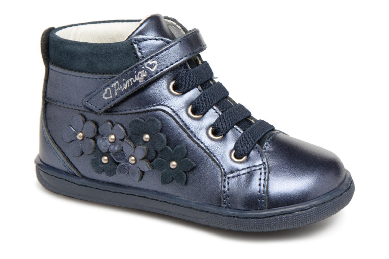 Stiefeletten & Boots Primigi Valda blau detaillierte ansicht/modell