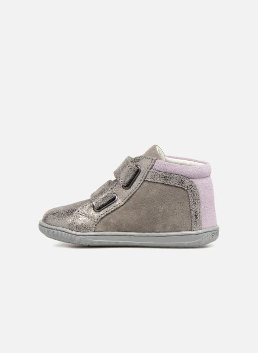 Ankle boots Primigi Adana Grey front view
