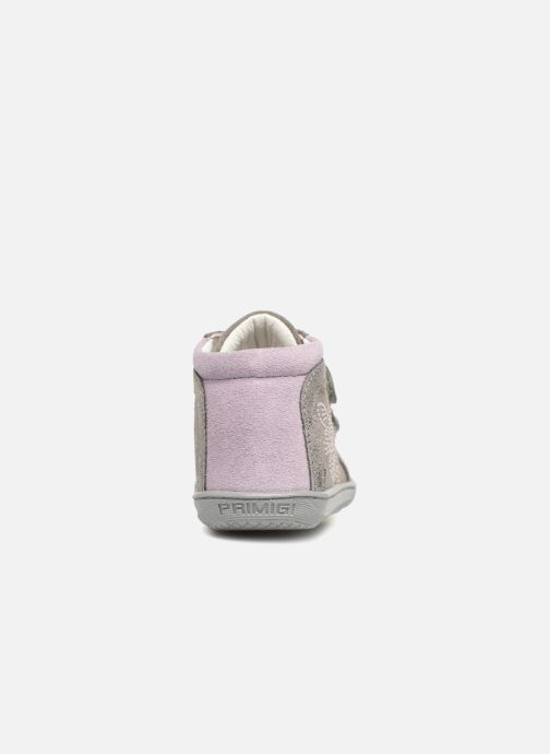 Ankle boots Primigi Adana Grey view from the right