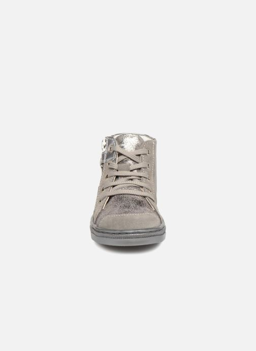 Stiefeletten & Boots Primigi Urania grau schuhe getragen