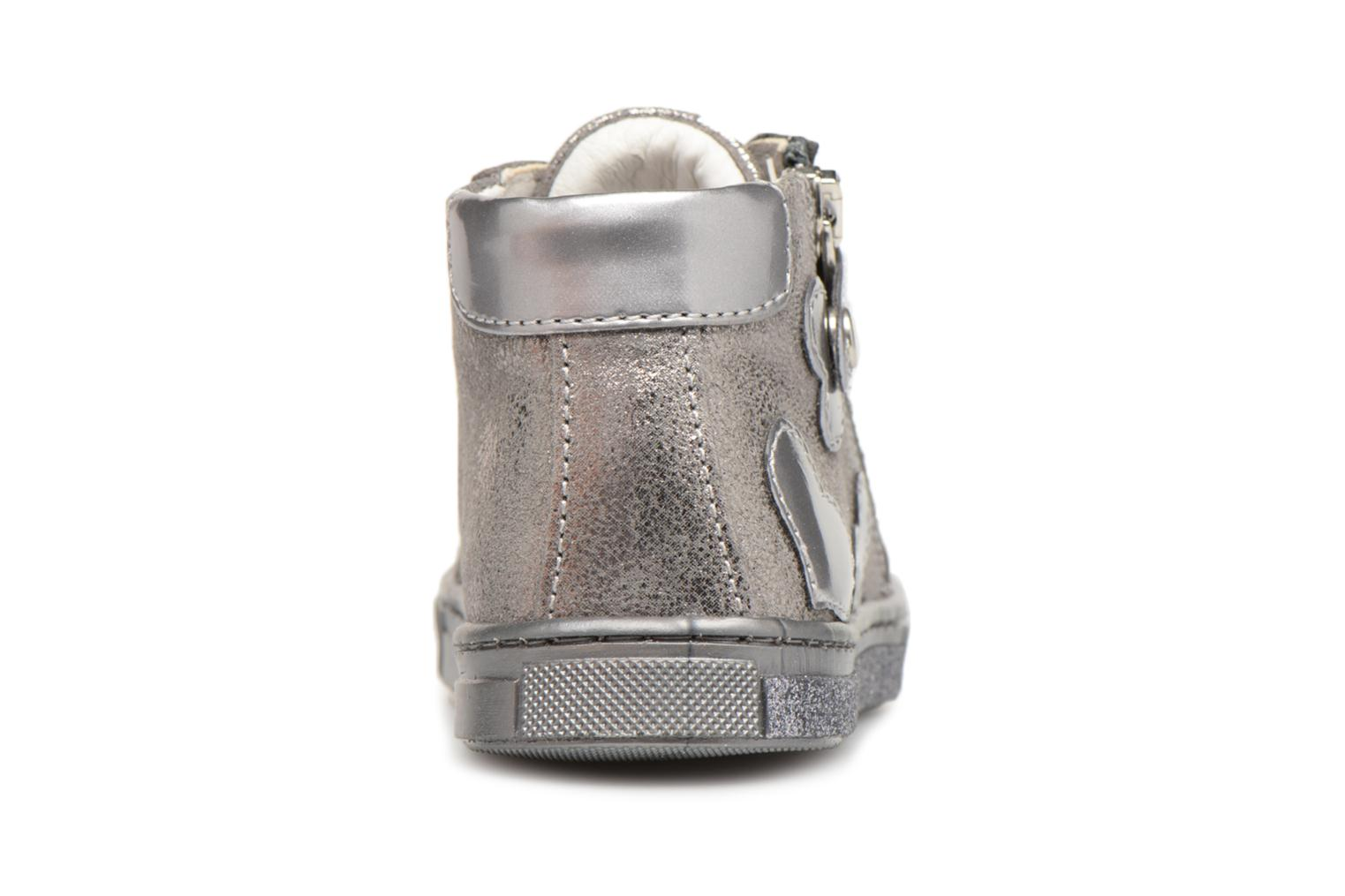 Ankle boots Primigi Urania Grey view from the right
