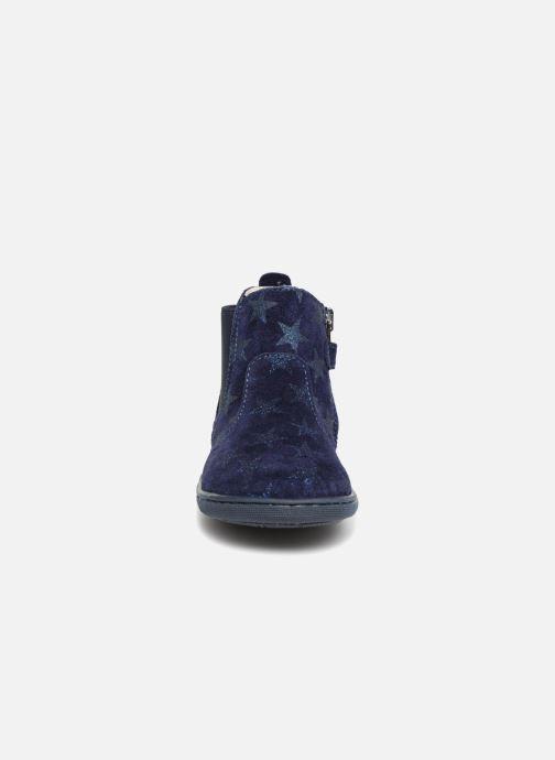 Bottines et boots Primigi Celestina Bleu vue portées chaussures