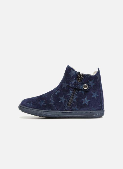 Bottines et boots Primigi Celestina Bleu vue face