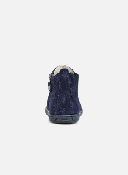 Bottines et boots Primigi Celestina Bleu vue droite