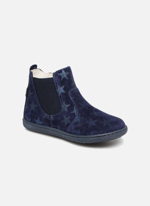Bottines et boots Primigi Celestina Bleu vue détail/paire