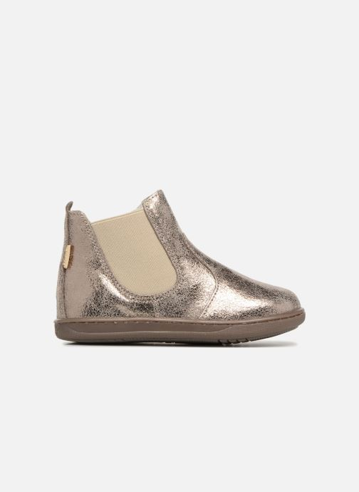 Ankle boots Primigi Celestina Bronze and Gold back view