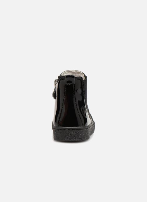Ankle boots Primigi Alba Black view from the right
