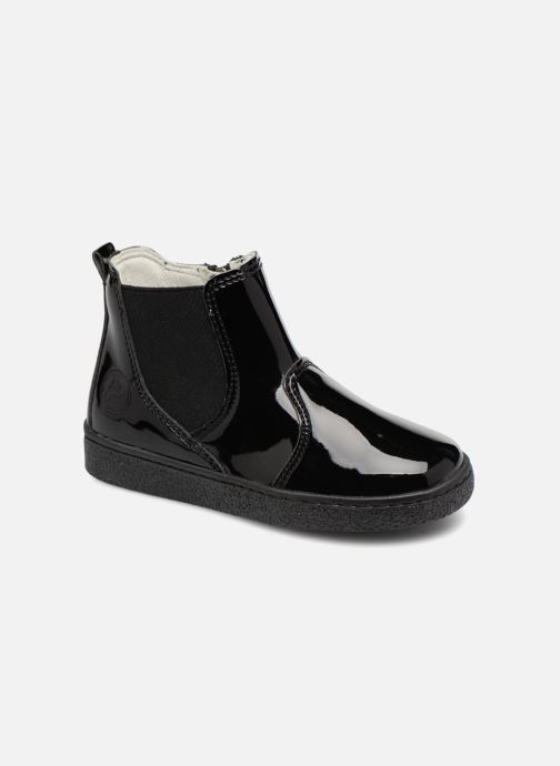 Ankle boots Primigi Alba Black detailed view/ Pair view