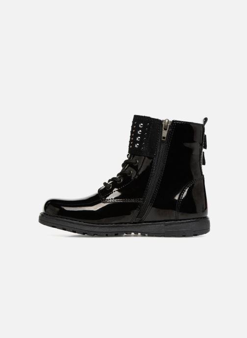 Stiefeletten & Boots Primigi Liana schwarz ansicht von vorne
